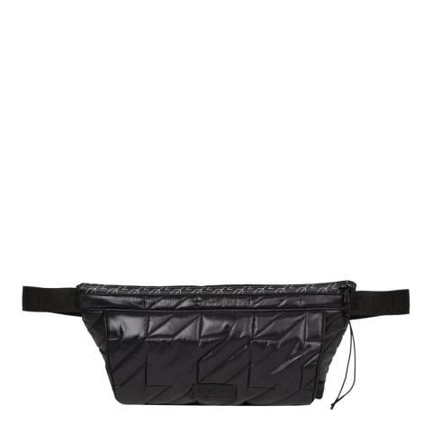 Eastpak Black Puffa Bum Bag