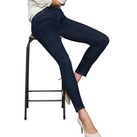 Mint Velvet Maryland Dark Indigo Jeans