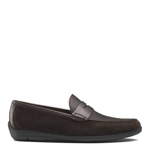 Russell & Bromley Brown Flashdrive Driver