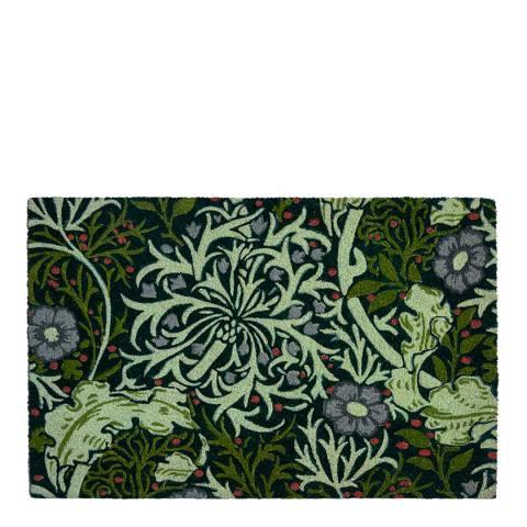 Entryways V&A Museum Love in a Mist Coir Doormat 45x75cm