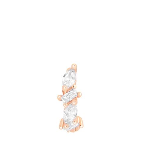 Astrid & Miyu Rose Gold Crystal Clicker