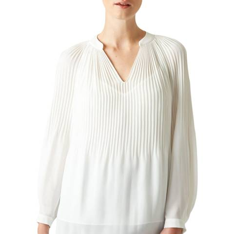 Hobbs London Ivory Emilia Top