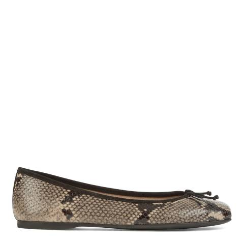 Hobbs London Snake Prior Ballerina
