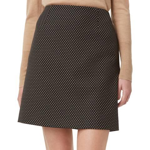 Hobbs London Black Gracie Aline Skirt