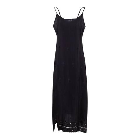 Religion Black Sweet Heart Dress