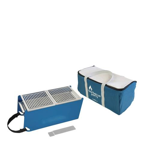 Cookut Blue YAKI Barbecue Party Set