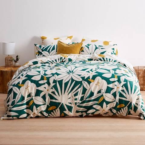 Sleepdown Arren Floral Double Duvet Cover Set