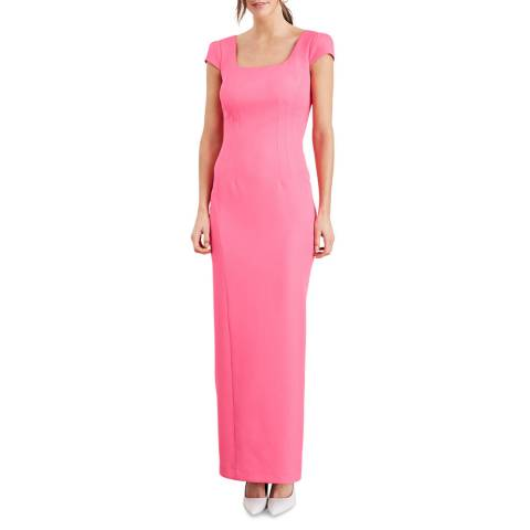 Damsel In A Dress Pink Sheridan Maxi Dress