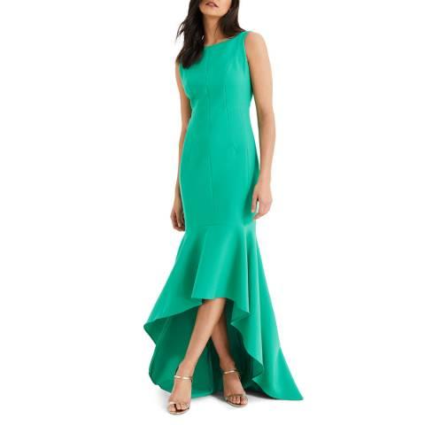 Damsel In A Dress Green Leela Maxi Dress