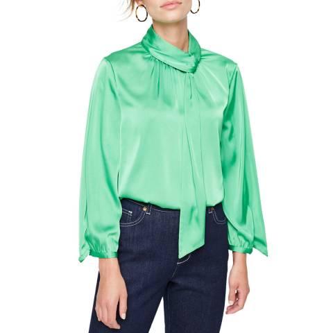Damsel In A Dress Mint Jenkin Blouse Green