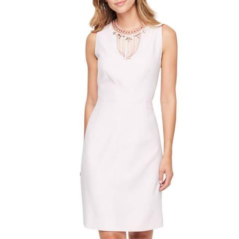 Damsel In A Dress Blush Nella Beaded Dress