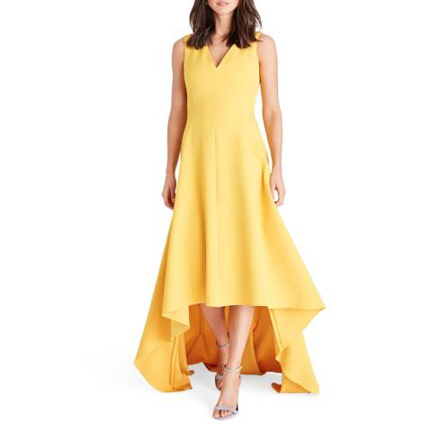 Damsel In A Dress Soft Yellow Camilla Maxi Dress