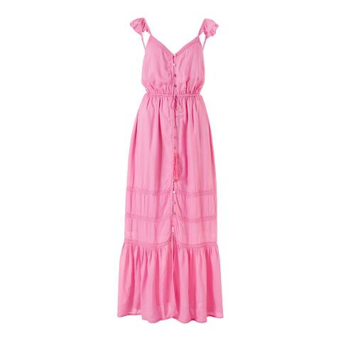 Melissa Odabash Alanna Rose Long Dress