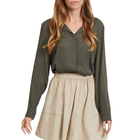 VILA Forest Night Long Sleeve Tunic