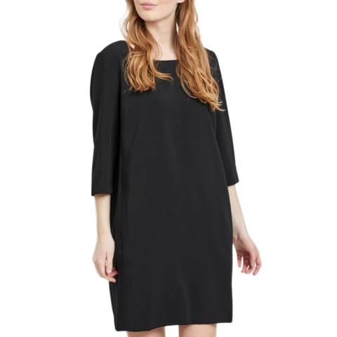 VILA Black Long Sleeve Dress