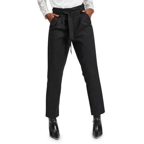 VILA Black 7/8 Pants