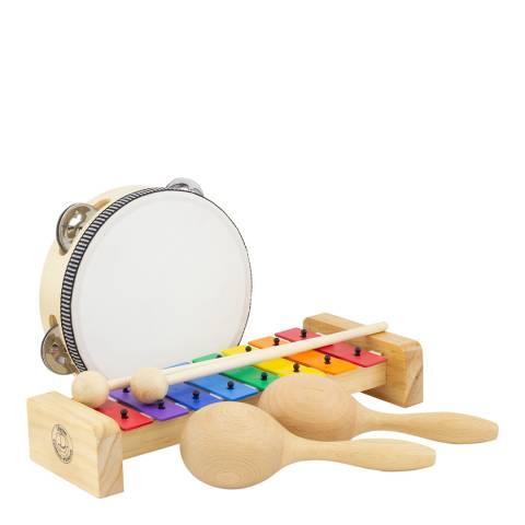 Ulysse Music Set: 3 Instruments