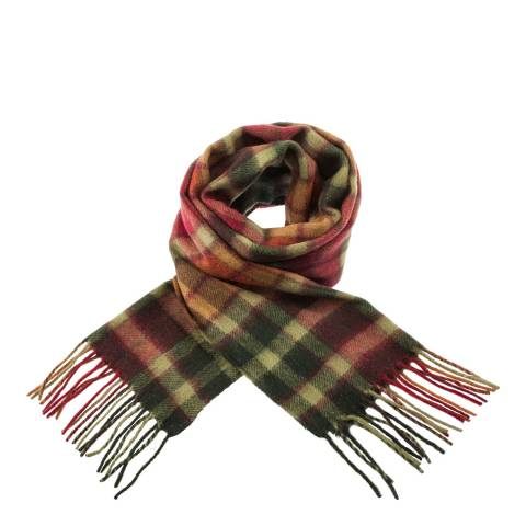 Edinburgh Lambswool Autumn BuchananLambswool Scarf