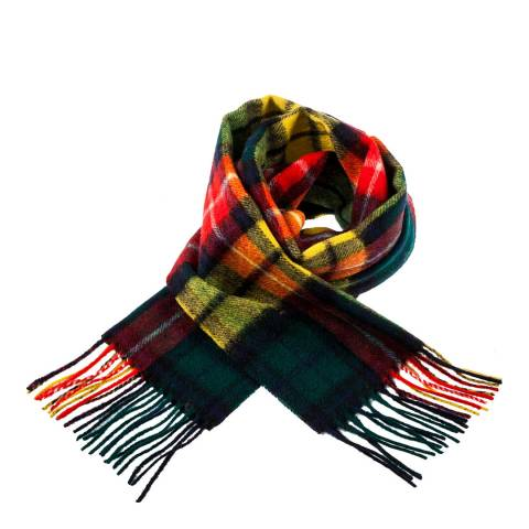 Edinburgh Lambswool Modern Buchanan Lambswool Scarf
