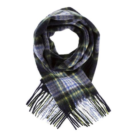 Edinburgh Lambswool Gordon Dress Lambswool Tartan Scarf