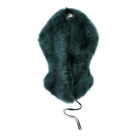 Gushlow & Cole Storm Shearling Long Scarf
