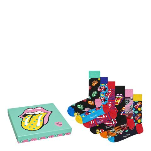 Happy Socks Rolling Stones Limited Edition Gift Box