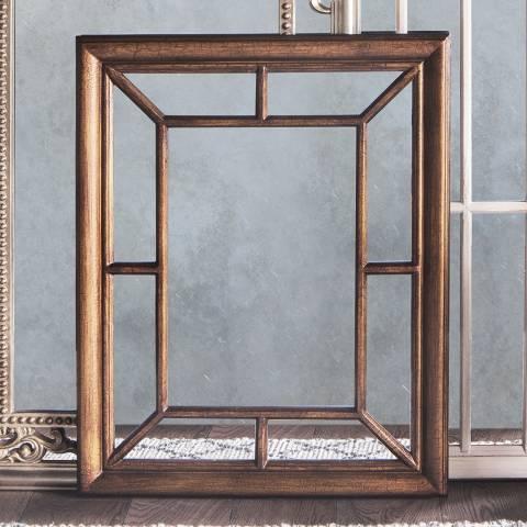 Gallery Bronze Walden Wall Mirror