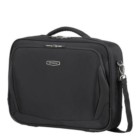 Samsonite Black X′Blade 4.0 Laptop Shoulder Bag