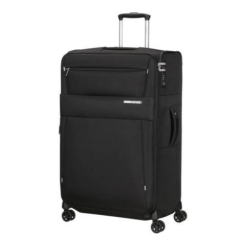 Samsonite Black Duopack 1 Frame Expandable Spinner 78cm