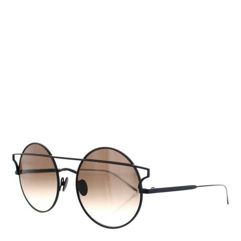 Sunday Somewhere Women's Black/Brown Sunglasses 55mm