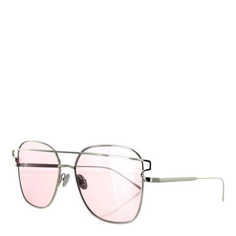 Sunday Somewhere Women's Silver/Grey Sunglasses 57mm