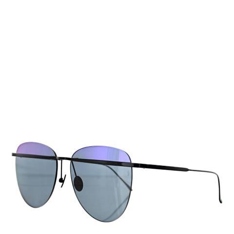 Sunday Somewhere Women's Black/Purple Sunglasses 58mm