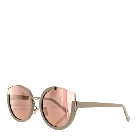 Sunday Somewhere Women's Blush/Rose Gold Sunglasses 60mm