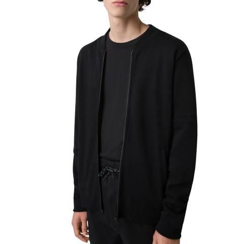 HUGO Black Djacket Zipped Jacket