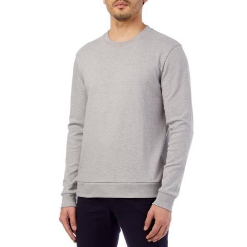 HUGO Grey Diky Cotton Sweatshirt