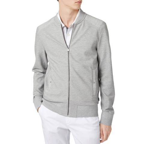 BOSS Grey Skiles 16 Jacket