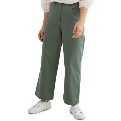 Oliver Bonas Sage Wide Leg Trousers