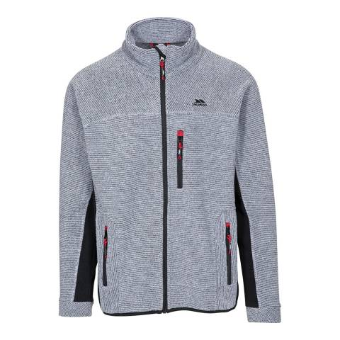 Trespass Platinum Stripe Jynx Fleece Jacket