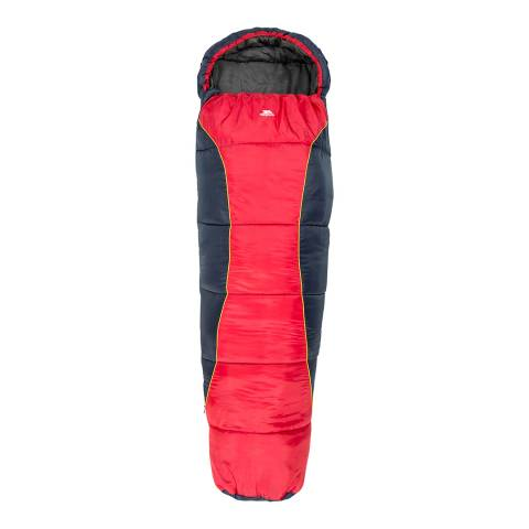 Trespass Kid's Red Bunka Sleeping Bag