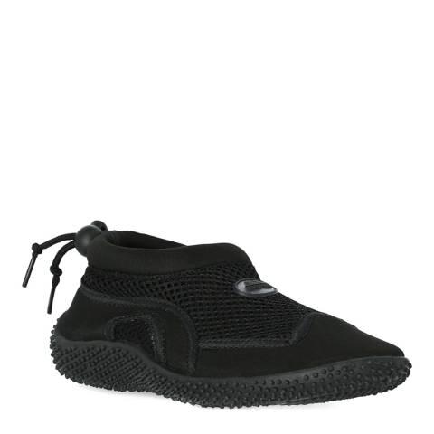 Trespass Kid's Black Paddle Aqua Shoe