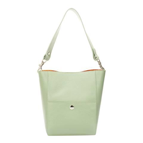 Giorgio Costa Mint Leather Shoulder Bag