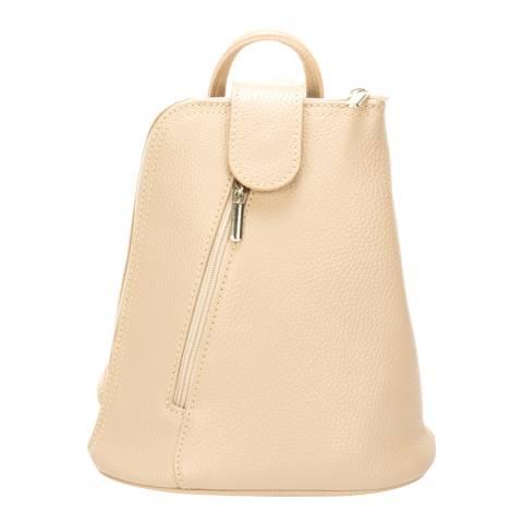SCUI Studios Blush Leather Crossbody Bag