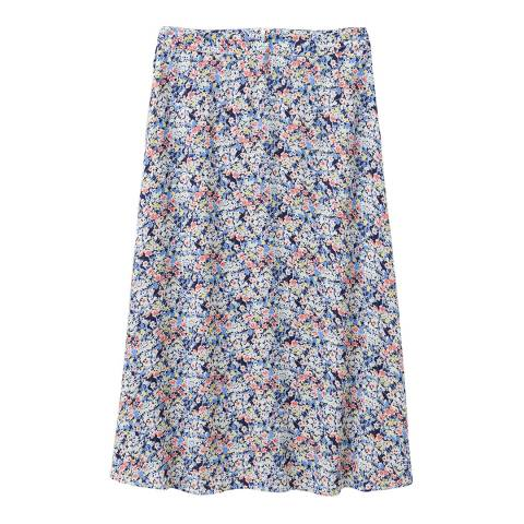 Crew Clothing Summer Print Garden Skirt