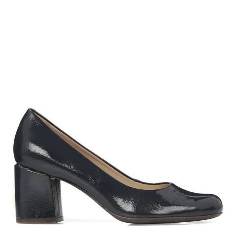 JONES BOOTMAKER Blue Smart Court Shoes