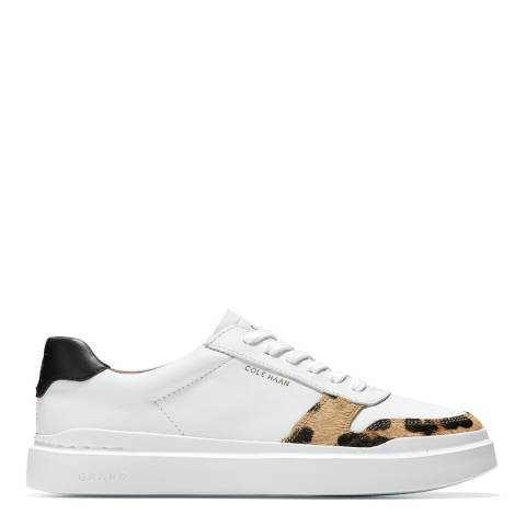 Cole Haan White Grandpro Rally Sneaker