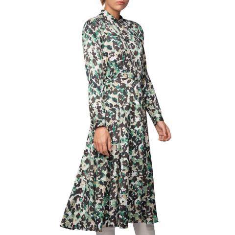 BOSS Multi Print Daflora Dress