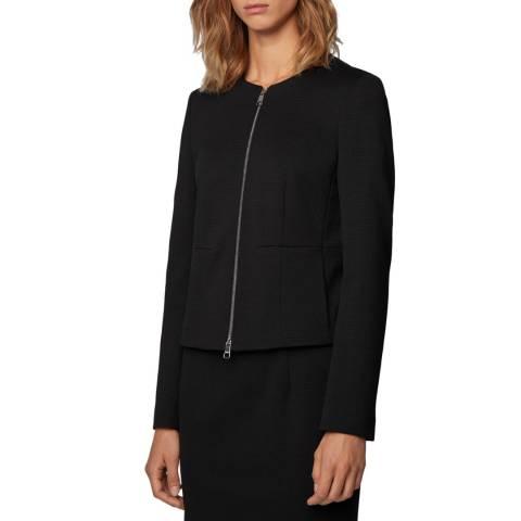 BOSS Black Jaxine Stretch Suit Jacket