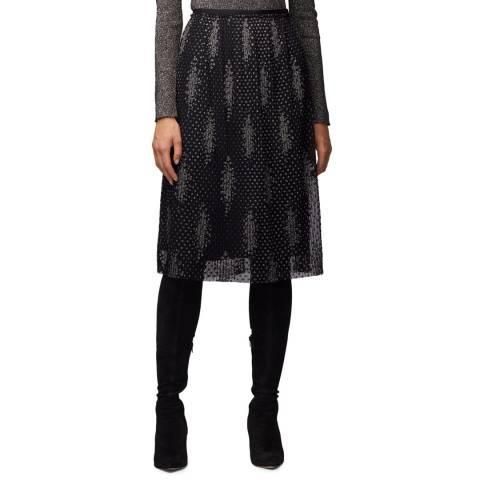 BOSS Black Print Velyssa Skirt