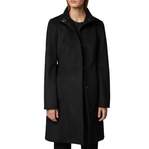 BOSS Black Casenosa Wool/Cashmere Blend Coat
