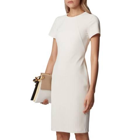 BOSS Cream Dijersa Dress